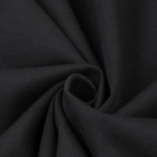 Джерси нейлон-вискоза - черный