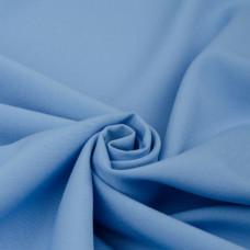 Габардин небесно-голубой