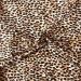 Поплин рубашечный - леопард
